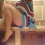 Sono una ragazzina timida....a volte.